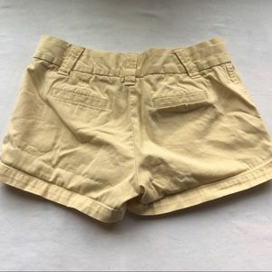 "J. Crew Shorts - J.Crew Classic Twill 3"" Chino City Fit Shorts-0"